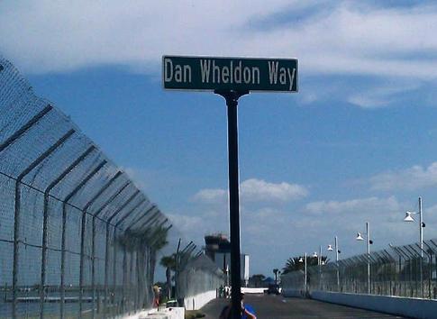 Scott dixon indycar paddock pass page 2 for Dans way way
