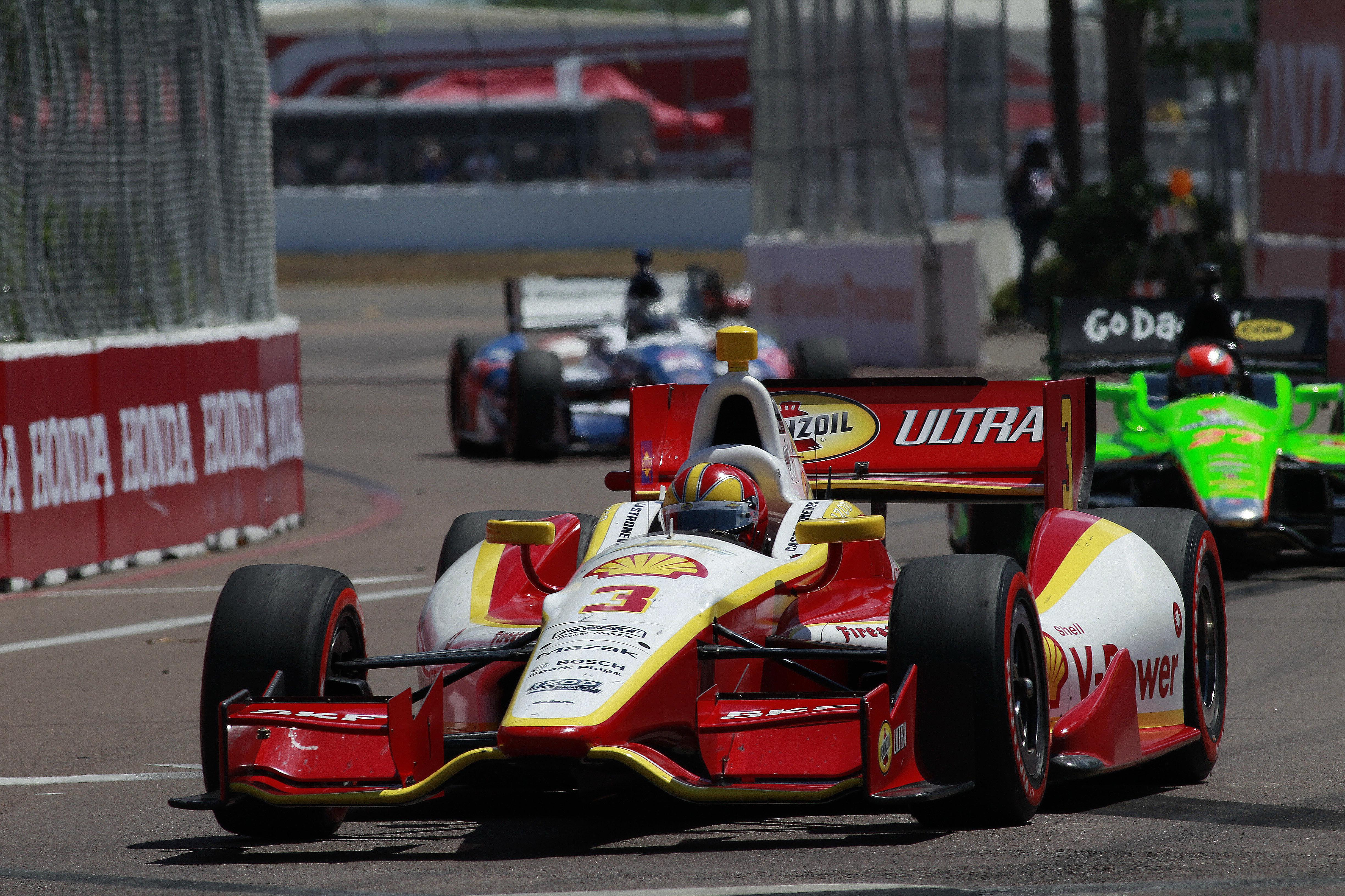 2012 IZOD IndyCar Series Race Results | IndyCar Paddock Pass