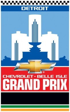 CHEVROLET DETROIT GP LOGO