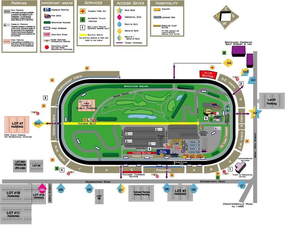 Indy 500 Seating Chart Paddock Brokeasshome Com