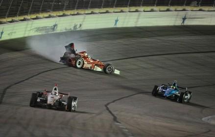 IZOD IndyCar Series Firestone 500