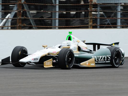 ED CARPENTER 2013 INDY 500