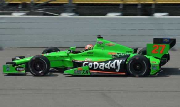 JAMES HINCHCLIFFE IOWA 2013