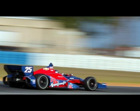 Marco Andretti, No. 25 Andretti Autosport Chevrolet