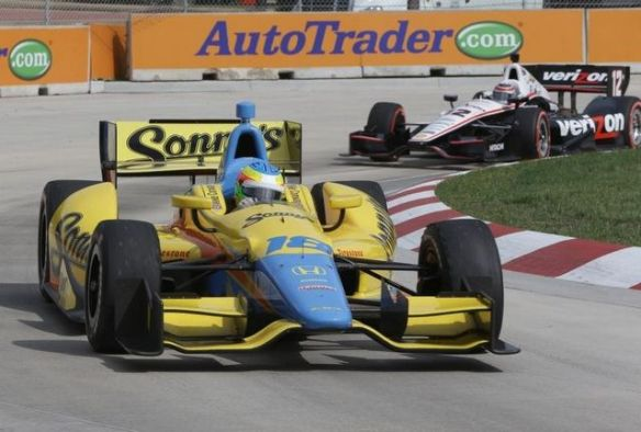 MIKE CONWAY DETROIT 2013