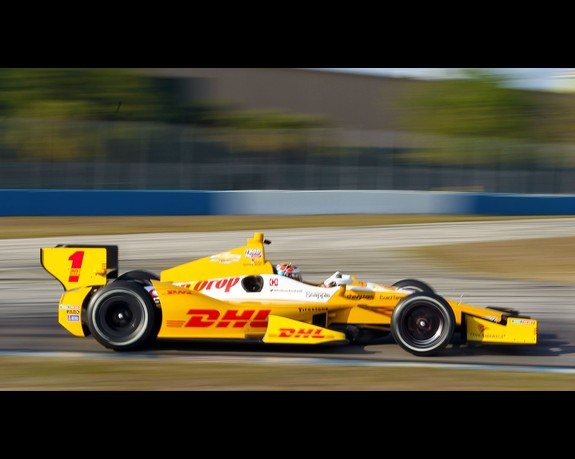 Ryan Hunter-Reay, No. 1 Andretti Autosport Chevrolet