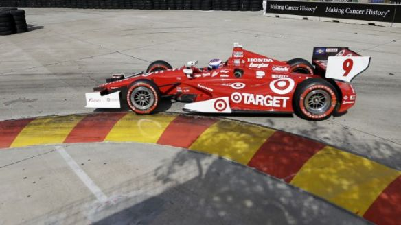 SCOTT DIXON HOUSTON 2013